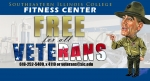 SIC's Fitness Center is free for all veterans! To register, please see the Admissions Office located in the Harry Abell Administration Building (E-building) or call 618.252.5400 ext. 4120. Be sure to have a military ID or DD214 to qualify for the waiver.