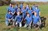 Southeastern Illinois College 3D Archery Team.  Kneeling (L-R): Archie Blair, Coach; Trent Thompson, Crossville; Jimmy Stimpson, Pittsfield, Mass.; and Dylan Davis, Harrisburg.  Middle row (L-R): Marjorie DeNeal, Coach; Katie Davies, Marion, Ky.; Kailee Irvin, West Frankfort; Tori Lewis, Galatia; Ashley Evans, Harrisburg.  Back row(L-R): Darin DeNeal, Coach; Roger Snodgrass, Coach; Jordan Walker, Carrier Mills; Trevor Nelson, Carmi; and Aaron Head, Harrisburg.