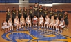 The 2013-14 SIC Men's and Women's teams, pictured above, left to right, are: first row, water girl Keira Allsopp, Anna Best, Sydney Clark, Victoria Mandrell, Nakailia Sheppard, Katie Prizer, Alexis Jones, Brooke Dodane, Kim Mixon and Teyonna Simmons; back row, Logan Bell, Malcom Hughes, Jamar Rivera, Isaiah Thomas, Randell Pickett, Anthony Young, Alex Osemwegie, James Williams, Jamie Carr, Robert Barnes, Alan Long and Jaylen Carter. (Photo by Jeff Jones)