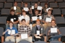 2016 SIC Business Skills Competition winners are (front row, l-r) in accounting, first place, Dylan Boggs and second place, Brody Watts both of Gallatin County, in general business, first place, Chance Hamblin of Carmi-White County and second place, Aiden Blades of Harrisburg. Middle row (l-r) in Keyboarding, first place, Scott Sanders of Carmi-White County, second place, David Mathews of Gallatin County; in Excel, first place, Kaleb Burklow of Gallatin County and second place, AJ Clemans. Back row (l-r) in information technology, first place, Hadyn Browning of Carmi-White County, second place, Dillon Sigler of Eldorado; in web design, first place, Austin Keown and second place, Austin Galloway both of Eldorado.