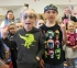 Vance Burford of Marion and Ryne Foster of Galatia show off their rock star costumes during Week of the Young Child™ at SIC's Mary Jo Oldham Center for Child Study.