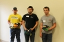 The winners of the electrical competition were: first place, Jakob Korte of Massac; second place, Daniel Meyer of Joppa; and third place, Dustin Lane of Harrisburg.