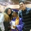 Harley Nicolas Cofield, pictured with life-long friends Alexis (left) and Ethan (far right) Partridge of Eldorado, graduated Valedictorian of Carrier Mills Stonefort High School just days after graduating with both his Associate in Arts and Associate in Science degrees from Southeastern Illinois College.