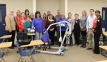 WLC Management Firm's Saline County facilities donate three pieces of equipment to the SIC Nursing Program while students were out for the holidays.