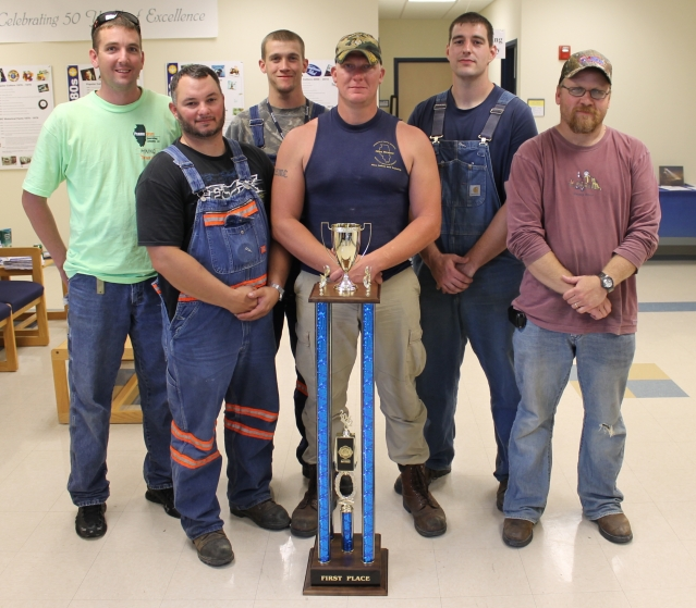 Sic Hosts First Mine Skills Competition Of Its Kind In